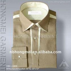 INSPIRATION - crisp details on linen shirt - Men's Linen Shirts - Buy Men's Linen Shirts,White Linen Shirts For Men,Boys Linen Shirts White Product on Alibaba.com