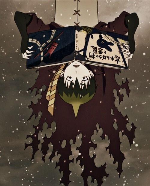 Blue Exorcist ~~ He loves a good picture book :: Amaimon
