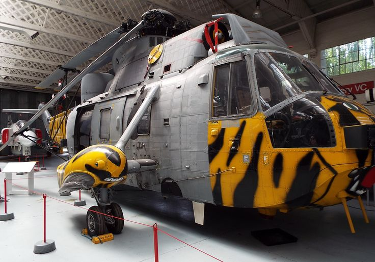 Westland Sea King HAS6 1970 Imperial War Museum Duxford