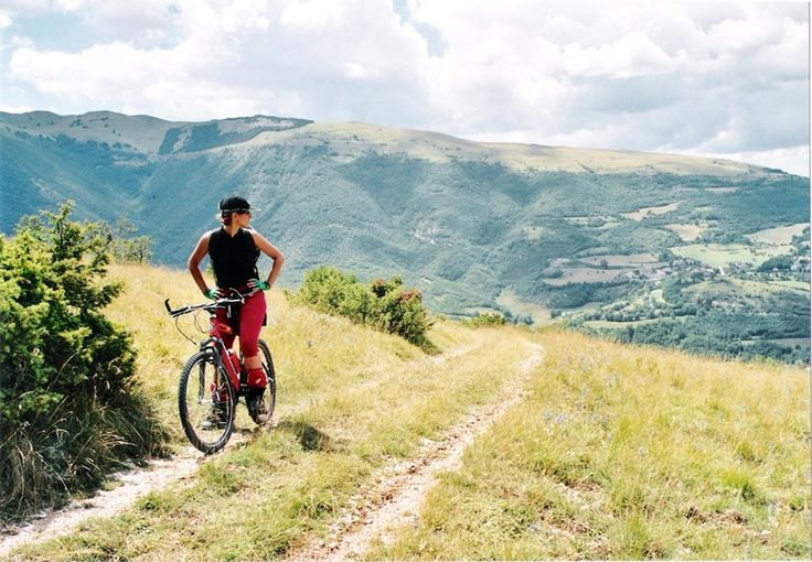 Mountain biking trails near Villa Campestri