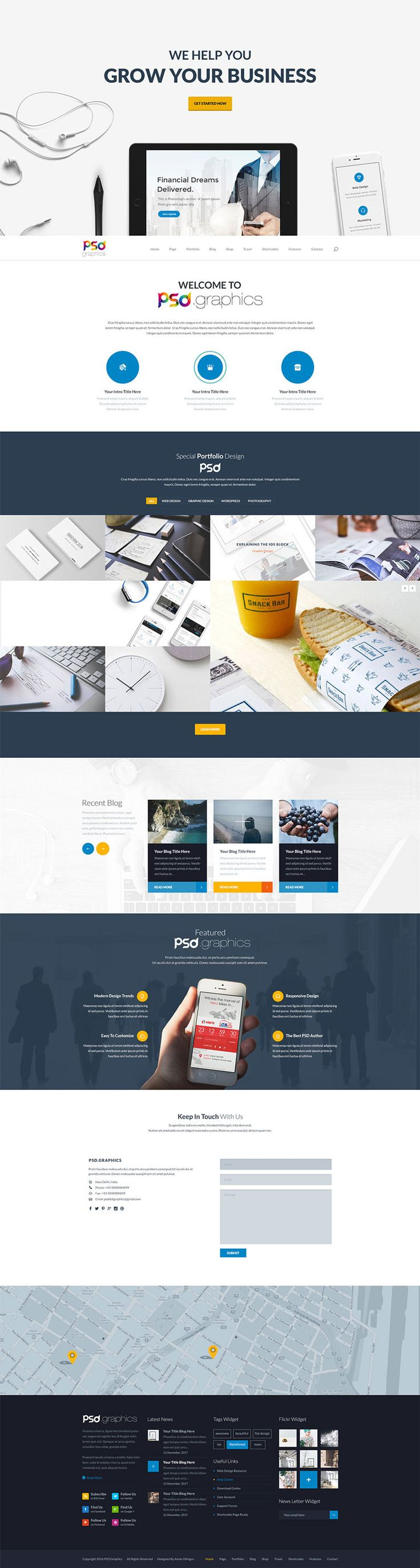 9 best gecko theme images on pinterest geckos layouts and e commerce professional business website template free psd is very attractive professional such as good catchy call wajeb Choice Image