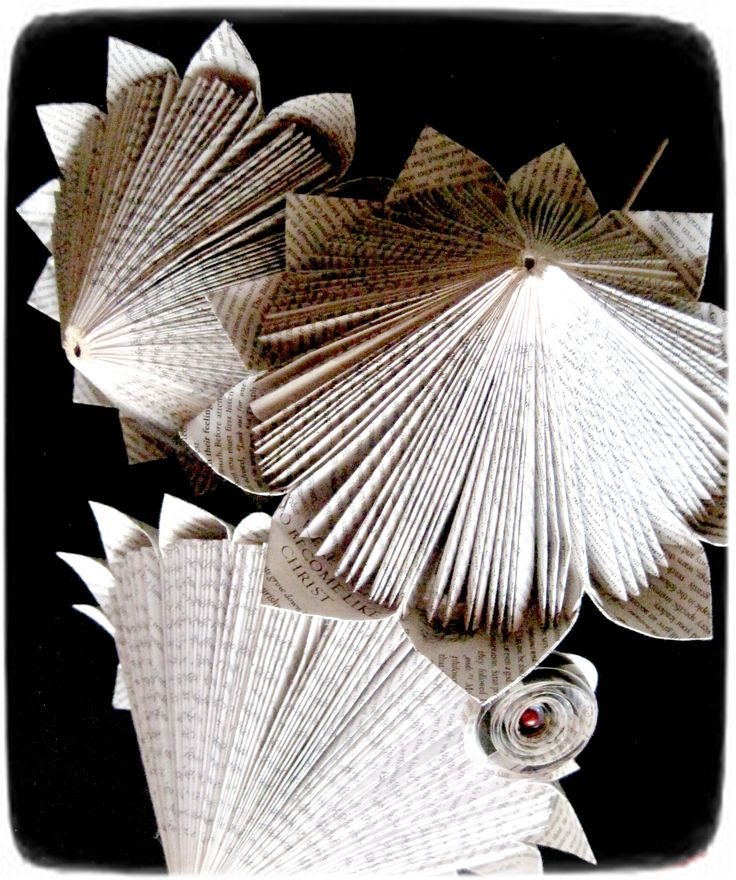 Paper Protea, made by Ria Erasmus