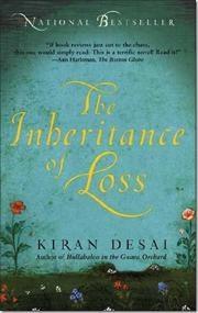 The Inheritance of Loss af Kiran Desai, ISBN 9780802142818