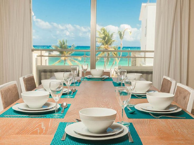 Discover one of Bavaro's most exclusive luxury condo communities at Costa Atlantica! With a prime location right on the fine white sandy beach is a luxury three-bedroom, 3,5 baths condominium of 205 m2 /2,206 SF ...