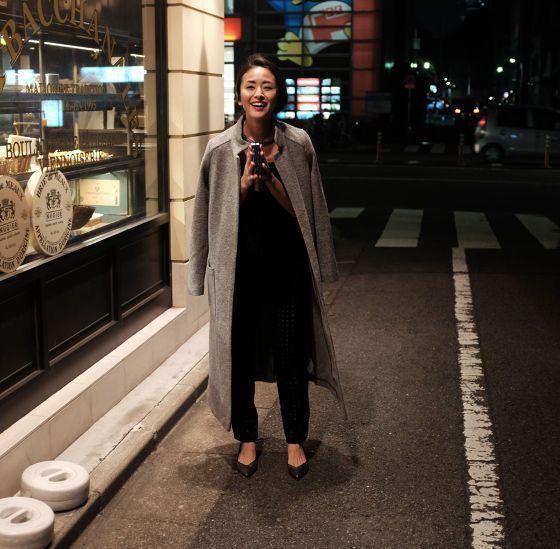 Yoshiko Kris-Webb Zara pictures