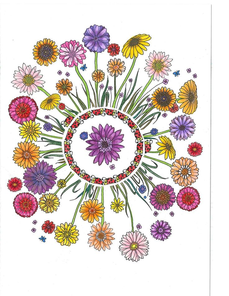 The 27 Best Images About Whimsical Gardens Coloring Book