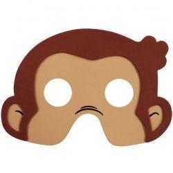 Curious George Foam Masks