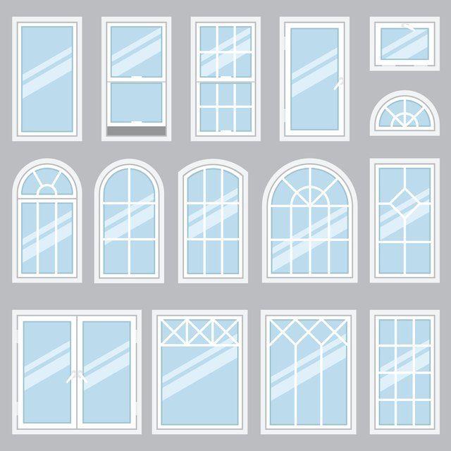 Different Types Of Windows Hunker House Window Design Window Architecture Window Design