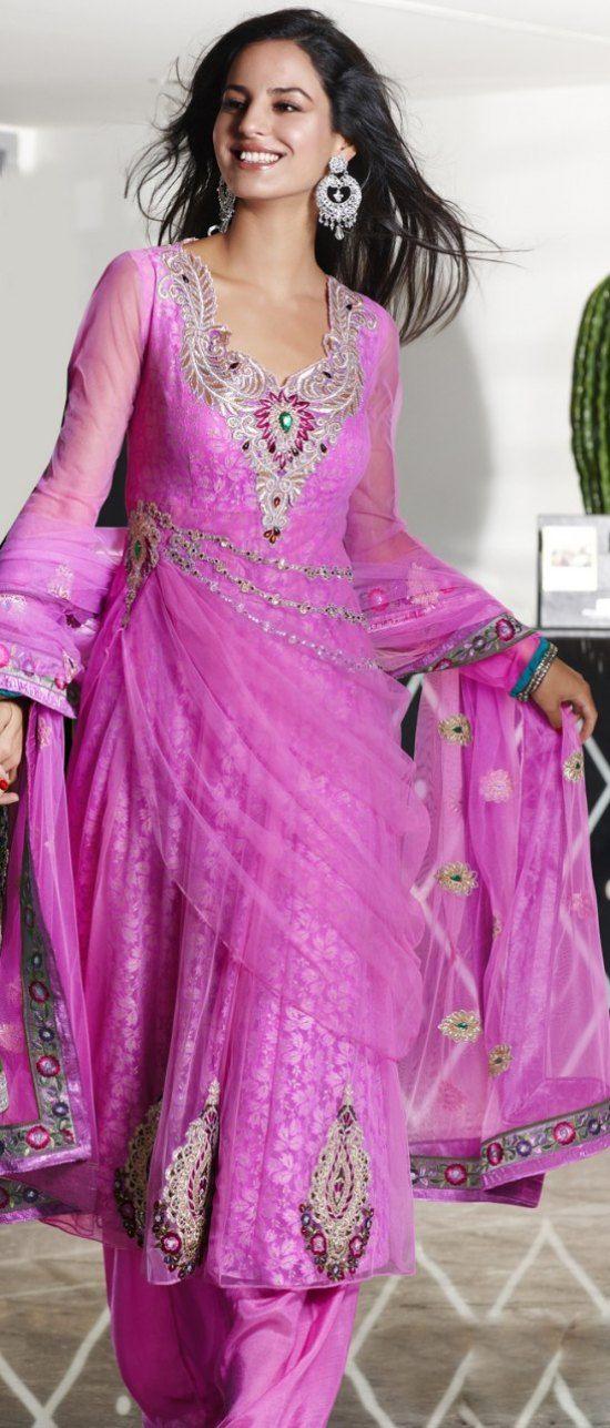 Mejores 23 imágenes de Indu en Pinterest   Moda india, Ropa india y ...