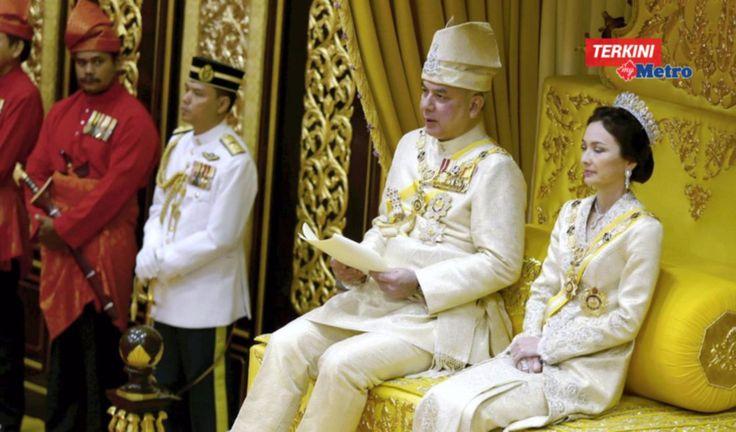 Teguran Sultan Perak | Harian Metro | Ipoh: Sultan Nazrin Muizzuddin Shah bertitah bahawa rasuah berleluasa dan sistem cukai tinggi diperkenalkan boleh mengakibatkan pemerintahan jatuh sepertimana yang berlaku terhadap Melaka pada 1511.
