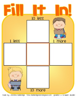 *Bunting, Books, and Bainbridge*: Oh no! 2nd post today... math freebie!