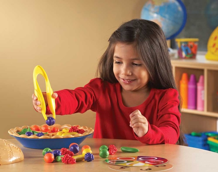 Super Sorting Pie LER-6216 - My son would learn to sort with this toy!