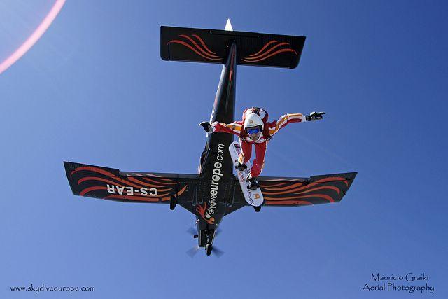 Skysurf Skydive Europe