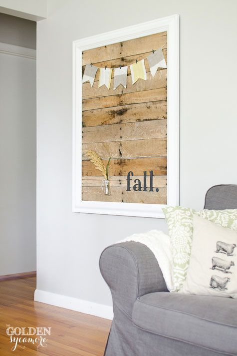 15 Fall Features at The Creative Connection   Making Home Base
