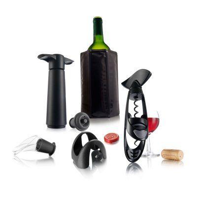 Vacu Vin Experienced Wine Gift Set - 69001606