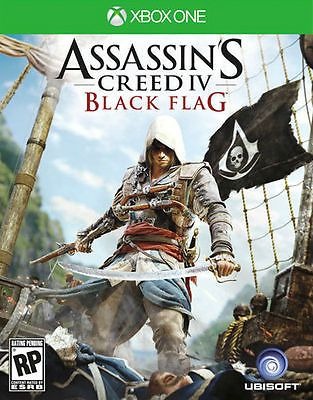 cool Assassin's Creed IV Black Flag (Microsoft Xbox One 2013) - For Sale View more at http://shipperscentral.com/wp/product/assassins-creed-iv-black-flag-microsoft-xbox-one-2013-for-sale-4/