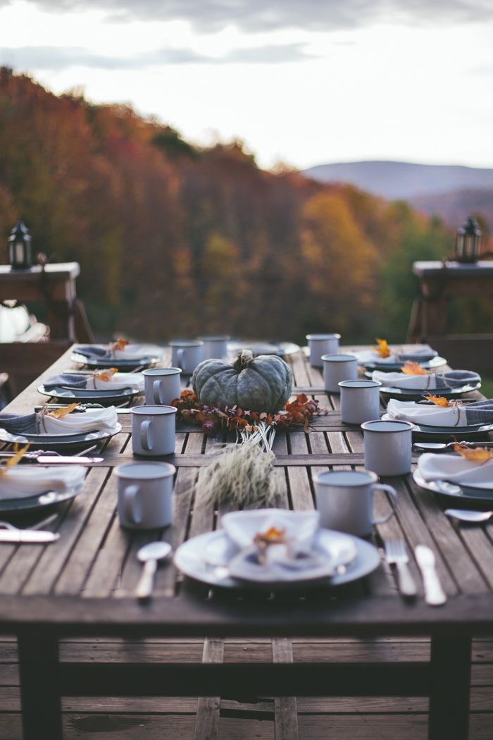 Halloween dinner / photo by Adventures in Cooking