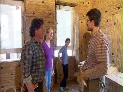 Innendämmung -  Lehm Baustoffe bei  Fachwerk  -  Sandstein - der Altbau - YouTube