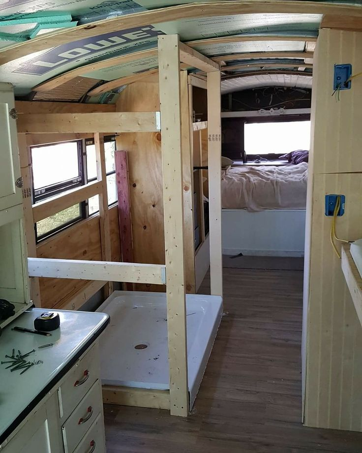 82 Best Images About School Bus Conversions On Pinterest