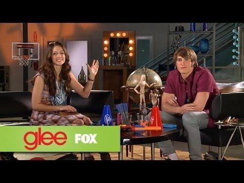 FOX Lounge: Melissa & Blake | GLEE - YouTube