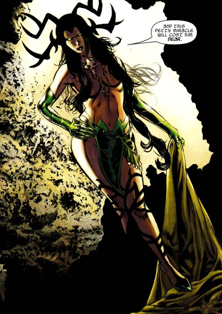 Hela screenshots, images and pictures - Comic Vine