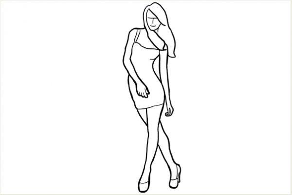 21 прекрасная поза для женского портрета. (Часть 2)