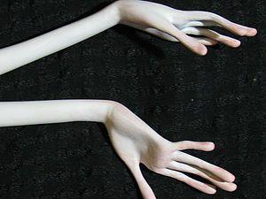 Manos Sculpting de Samozastyvayuschego Tummy | Masters - Feria artesanal, hecho a mano