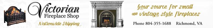 Gas inserts are installed in an existing fireplace and produce substantial heat. Vintage styles are our specialty!