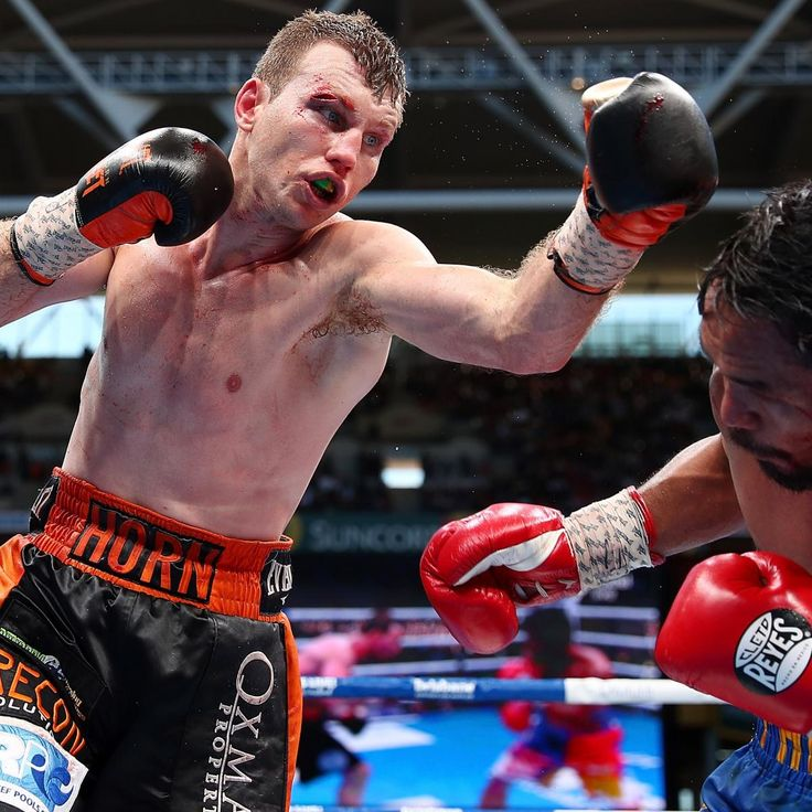 In a shocking, controversial outcome, Jeff Horn (17-0-1, 11 KOs) upset  Manny Pacquiao  (59-7-2, 38 KOs) by unanimous decision to win the WBO world welterweight title Sunday at Suncorp Stadium in his hometown of Brisbane, Australia...