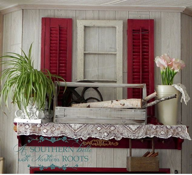 25 best ideas about red shutters on pinterest see best for Home decor 75063