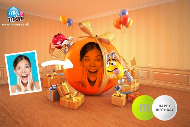 I just bought Personalised My M&M's Voucher (now £3.5) via @wowcher