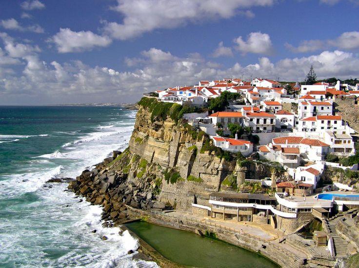 Spot of the day - Azenhas do Mar by Quinta dos Bons Cheiros Country Design B&B  Sintra