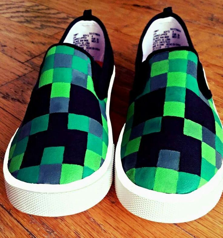 Best 25+ Minecraft shoes ideas on Pinterest