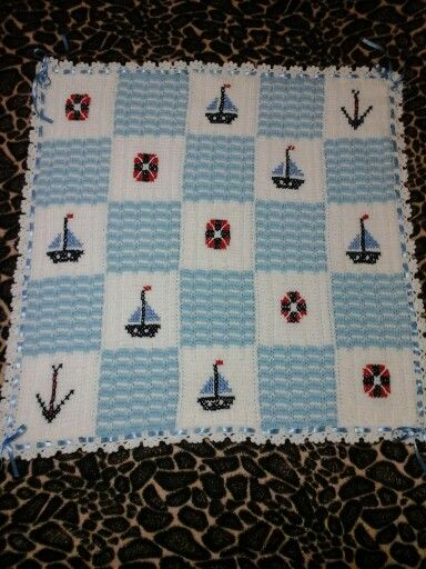 Knitted  bayb blankets  ...Tunus işi bebek battaniye.