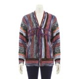 Ladies Colourful Knitted Cardigan