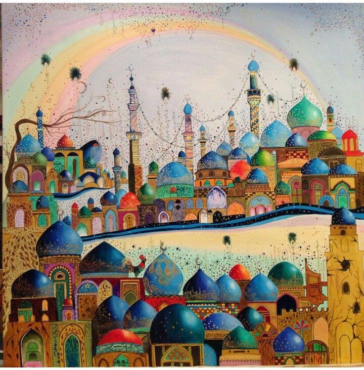 Iraqi art.