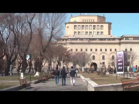 Весь Ереван - большая прогулка по столице Армении