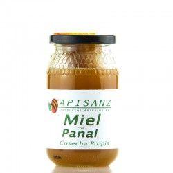 Miel con Panal
