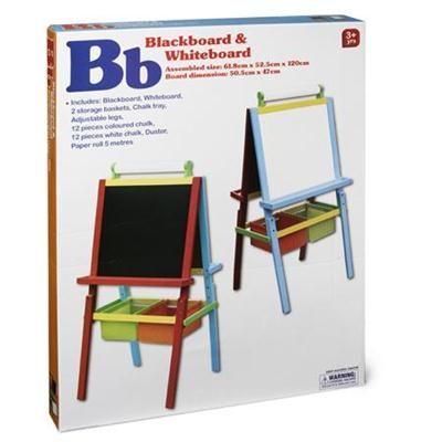 Blackboard And Whiteboard - Kmart $29