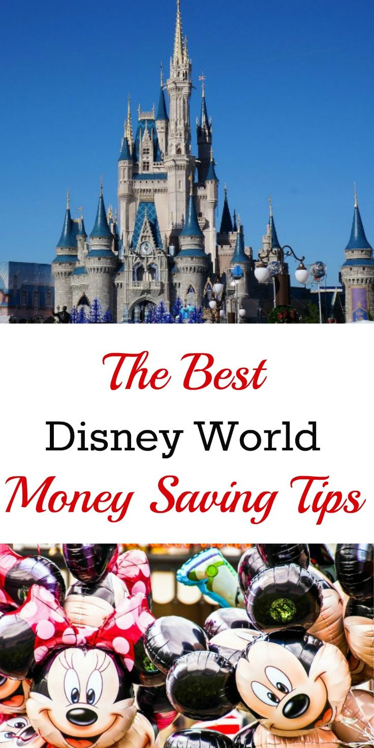 Disney World I Money Saving Tips I Budget Travel I Family Vacation