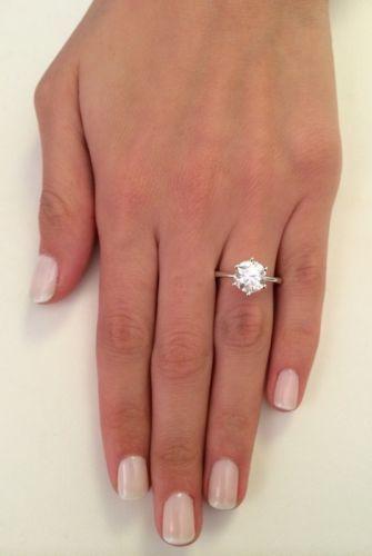 Audrina Patridge Engagement Ring Size