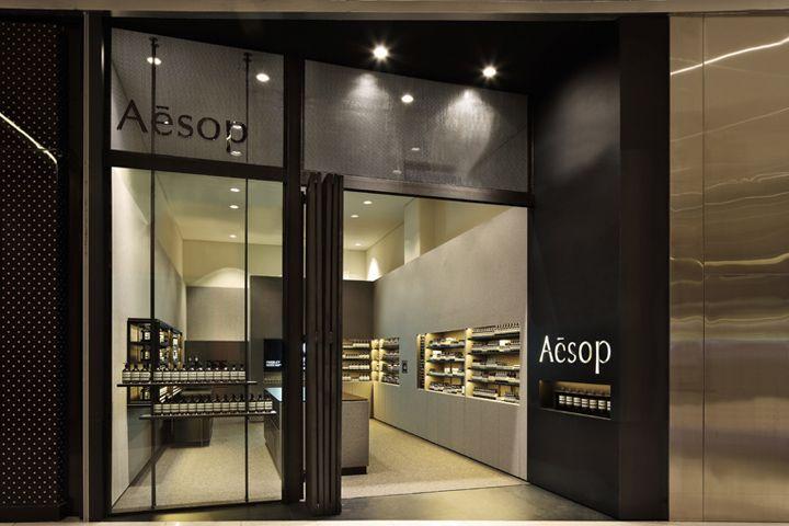 Aesop store by Kerstin Thompson Architects, Singapore - Retail Design Blog