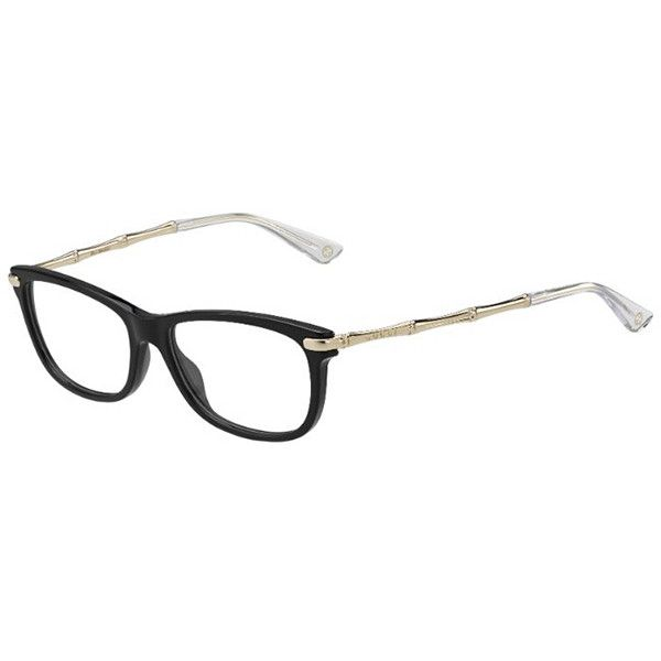 Glasses Frames Under 150 : Gucci GG 3779 HQW Eyeglasses (USD150) liked on Polyvore ...