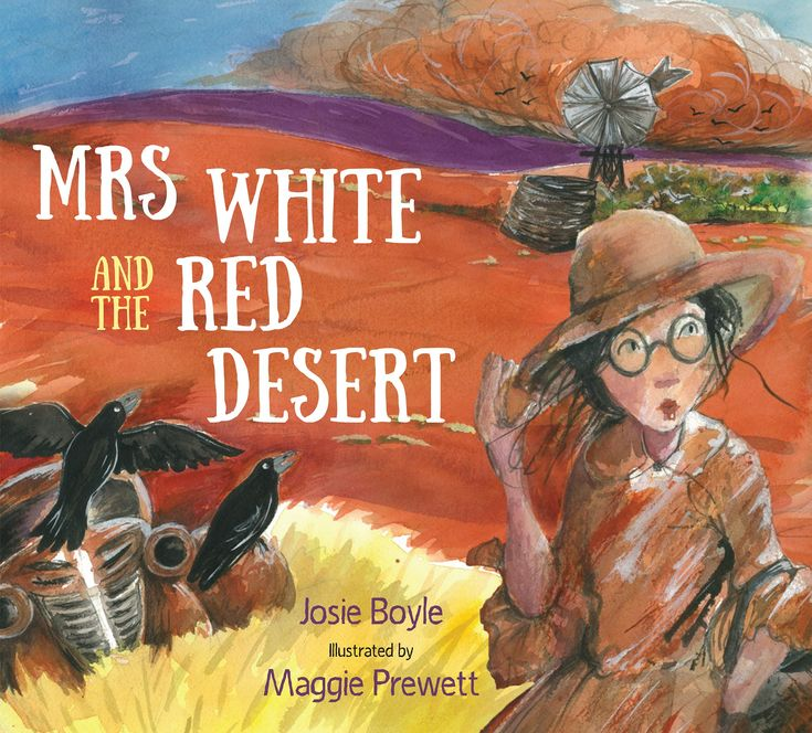 When a group of desert children invite their school teacher, Mrs White, home for dinner to show her why their homework is always grubby, no-one expects what is to come!