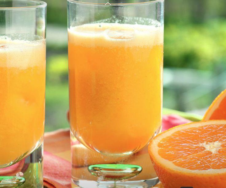 Necesitamos    Imagen: thermomix-sevilla-aljarafe.es      1 naranja   1 limón   1 zanahoria   1 manzana   80-100 gramos de azúcar   5...