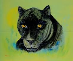 green panther - Google Search