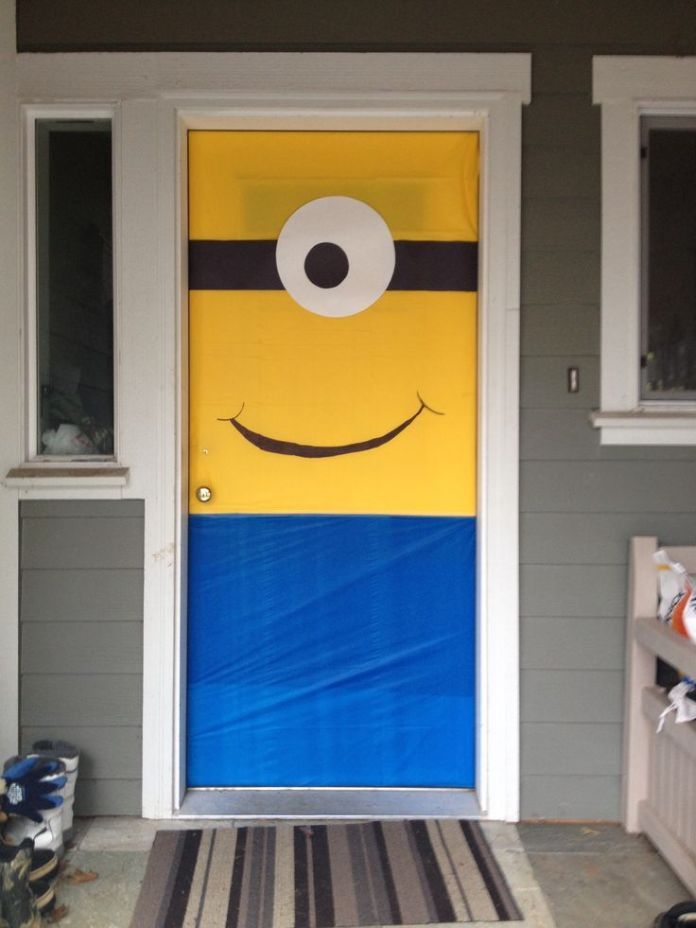 puerta minion