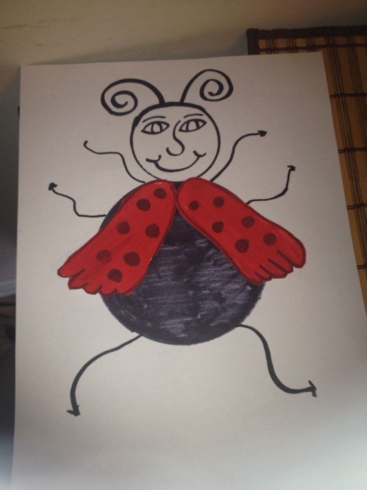 34 best images about lady bug crafts on pinterest letter for Ladybug arts and crafts