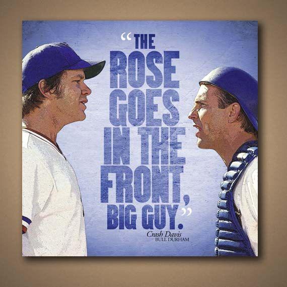 Top 10 Baseball Movies The: Best 25+ Bull Durham Ideas On Pinterest
