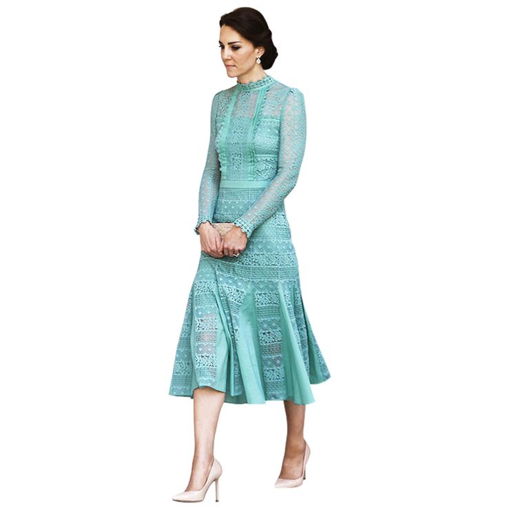 Cheap dresses summer 2016, Buy Quality dress summer directly from China woman dress summer Suppliers: women clothing kate middleton dress white / blue crochet lace pleated ruffle mermaid midi dress women dress summer 2016